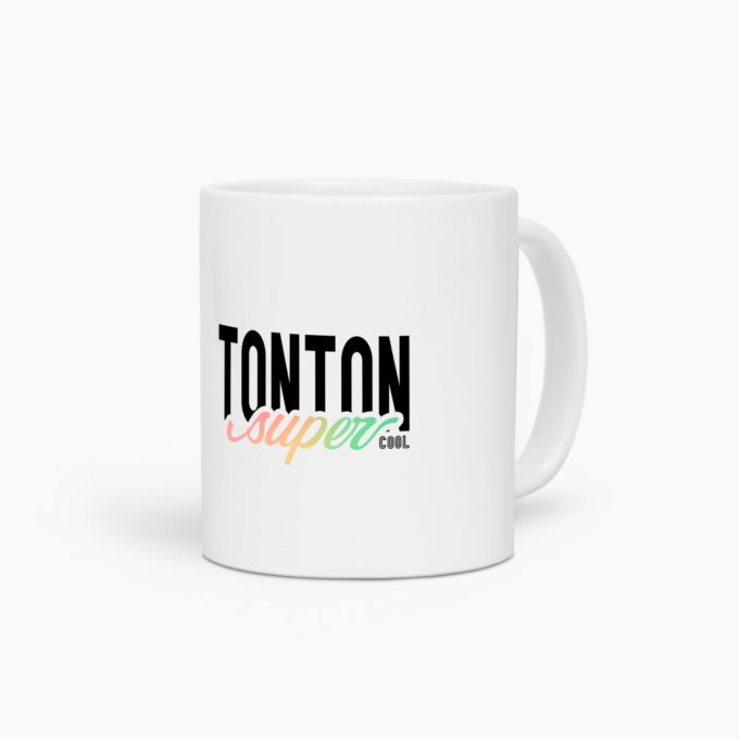 mug super tonton cool